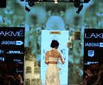 Nishka Lulla show at Lakme Fashion Week Summer Resort 2015  - Day 5