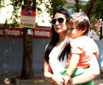 Taimur isn't allowed to eat at birthdays, says Kareena