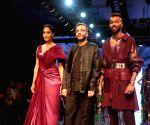 LFW 2019: Pandya, Haydon walk for Amit Aggarwal