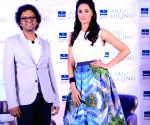 Nargis Fakhri launches DIY Signature Line of Massages