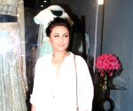 Launch of fashion designer Amy Billimoria's House of Design store