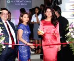 Richa Chadda during the launch of a salon