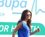 Shilpa Shetty launches a walkathon