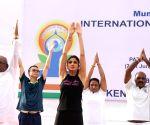 Yoga helps you age gracefully: Shilpa Shetty
