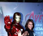 Screening of Hollywood film Avengers: Age of Ultron