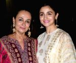 Alia supports mother's 'No Fathers...'