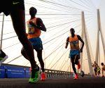 Mumbai Marathon 2015 - Athletes
