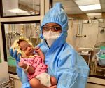 Free Photo: Mumbai BMC-hospital is Covid-hit moms' cradle for safe delivery