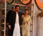 Wedding Ceremony of Abhishek Kapoor and Pragya Yadav