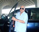 : Mumbai : Boney Kapoor Spotted at Airport Departure in Mumbai