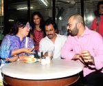 Launch of Ritesh Batra's 'Poetic License'