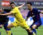 Mumbai City FC complete loan move for midfielder Hernan Santana