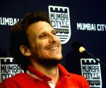 Mumbai City FC's press conference