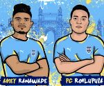 Free Photo: ISL: Mumbai City FC sign young duo of Ranawade & Rohlupuia