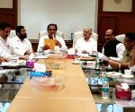 Maha govt: First tripartite meet of Congress-NCP-Sena held