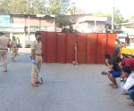 Police to tighten lockdown in Mumbai's 'carefree' Dharavi