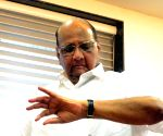 Sharad Pawar's press conference