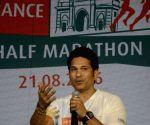 IDBI Bank Half Marathon - Sachin Tendulkar