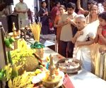 A low profile Vishu for Kerala Hindus