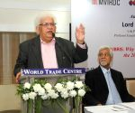 Lord Meghnad Desai announces academy of economics