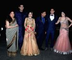 Wedding reception of Tulsi Kumar and Hitesh