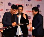 Cover launch of Filmfare Glamour and Style Awards Issue