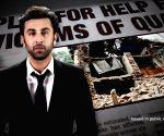 Karan Johar, Ranbir Kapoor urge people to donate towards relief of Nepal earthquake victims