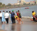 Mumbai fire brigade - mock drill