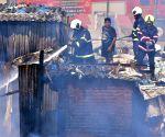 13 injured in gas cylinder explosion in Delhi