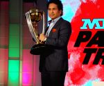 Sachin Tendulkar promotes the tournament - ICC World Cup 2015