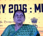 Anandiben Patel sworn in as UP Governor