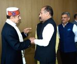 Himachal CM eyes investment from Mahindra, Godrej