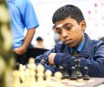 I knew I wanted to become like Anand: Praggnanandhaa