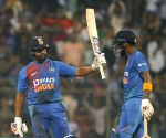 Important to continue momentum once we got that start: Rohit