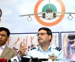 IAF press conference