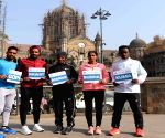 Indian, international athletes gear up for Tata Mumbai Marathon