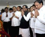 Maharashtra BJP chief visits Chaitya Bhoomi