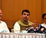 Maharashtra CM's press conference