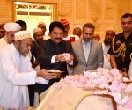 Maharashtra Governor participates in the I Love Cleanliness campaign of Dawoodi Bohra community