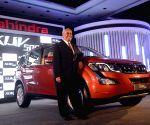 Launch of Mahindra's XUV500