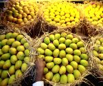 Mangoes arrive in Mumbai markets