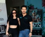 Lockdown diaries: Tiger Shroff's sister Krishna sunbathes in bikini