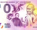 Commemorative notes to be released to mark Gandhi's 150th birth anniversary