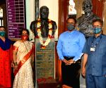 Free Photo: Mumbai Mayor Kishori Pednekar paid homage to Dr. B. R. Ambedkar on his 130th birth anniversary.
