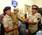 Mumbai police fulfills the wish cancer patient