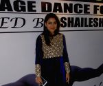 Mumbai police host a NGO event star night 2014