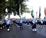 Rehearsals for Navy Day celebrations