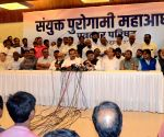 Maharashtra's 56-party alliance ready to take on BJP-Sena