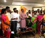 NCP's Mumbai chief Sachin Ahir joins Shiv Sena