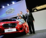 Datsun Go+ launched in Mumbai